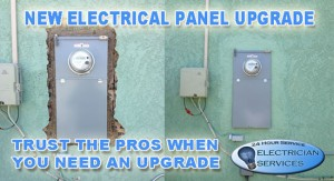 New Electrical Panel Upgrade