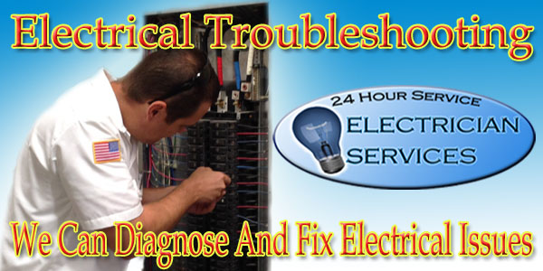 diagnose and fix electrical problems