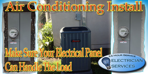 Orange County Air Conditioning Install