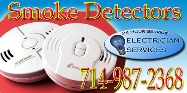 Replace batteries in smoke detectors once a year