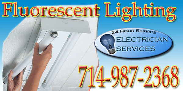 Installing Fluorescent Lighting