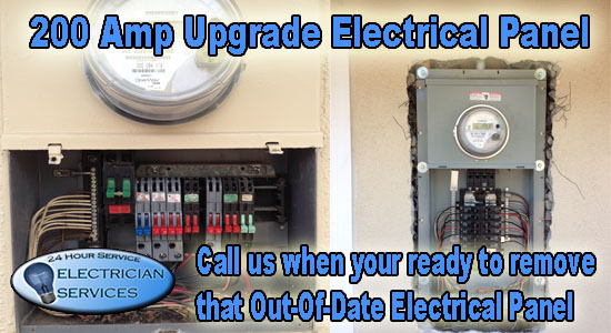 Electrical Panel Upgrade Orange County
