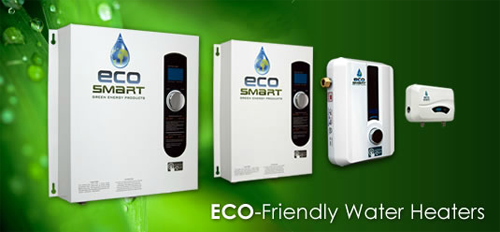 EcoSmart Tankless Electric Water Heater