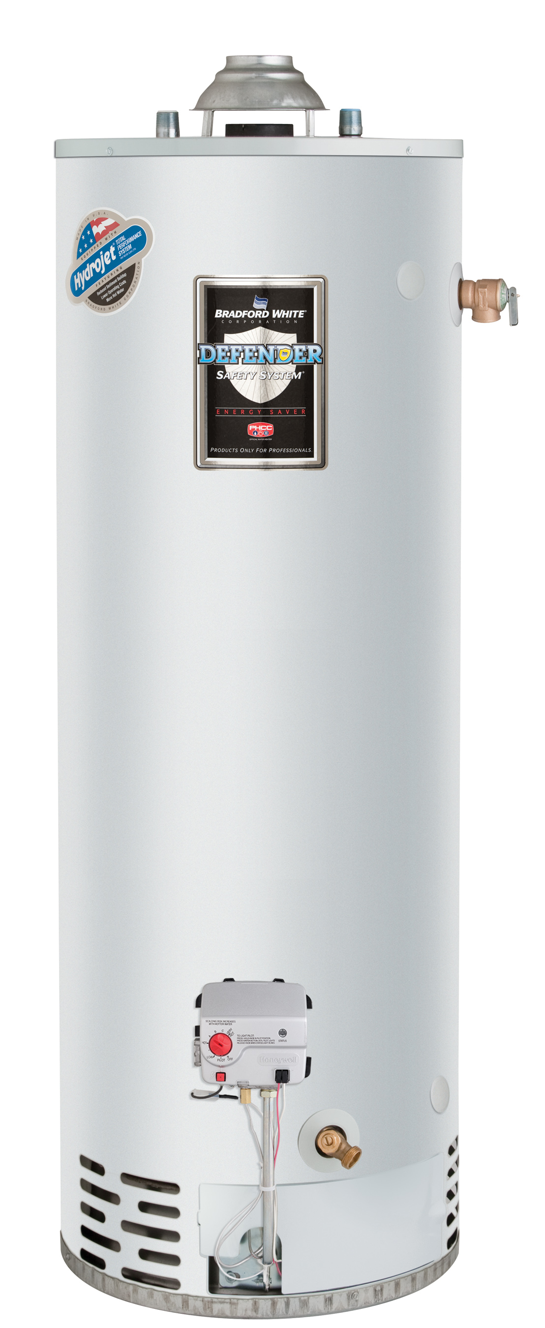 Bradford Defender Water Heater